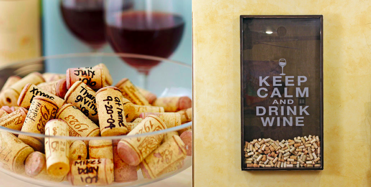 10 ways to recycle wine corks for something that s - What to do with wine corks ...