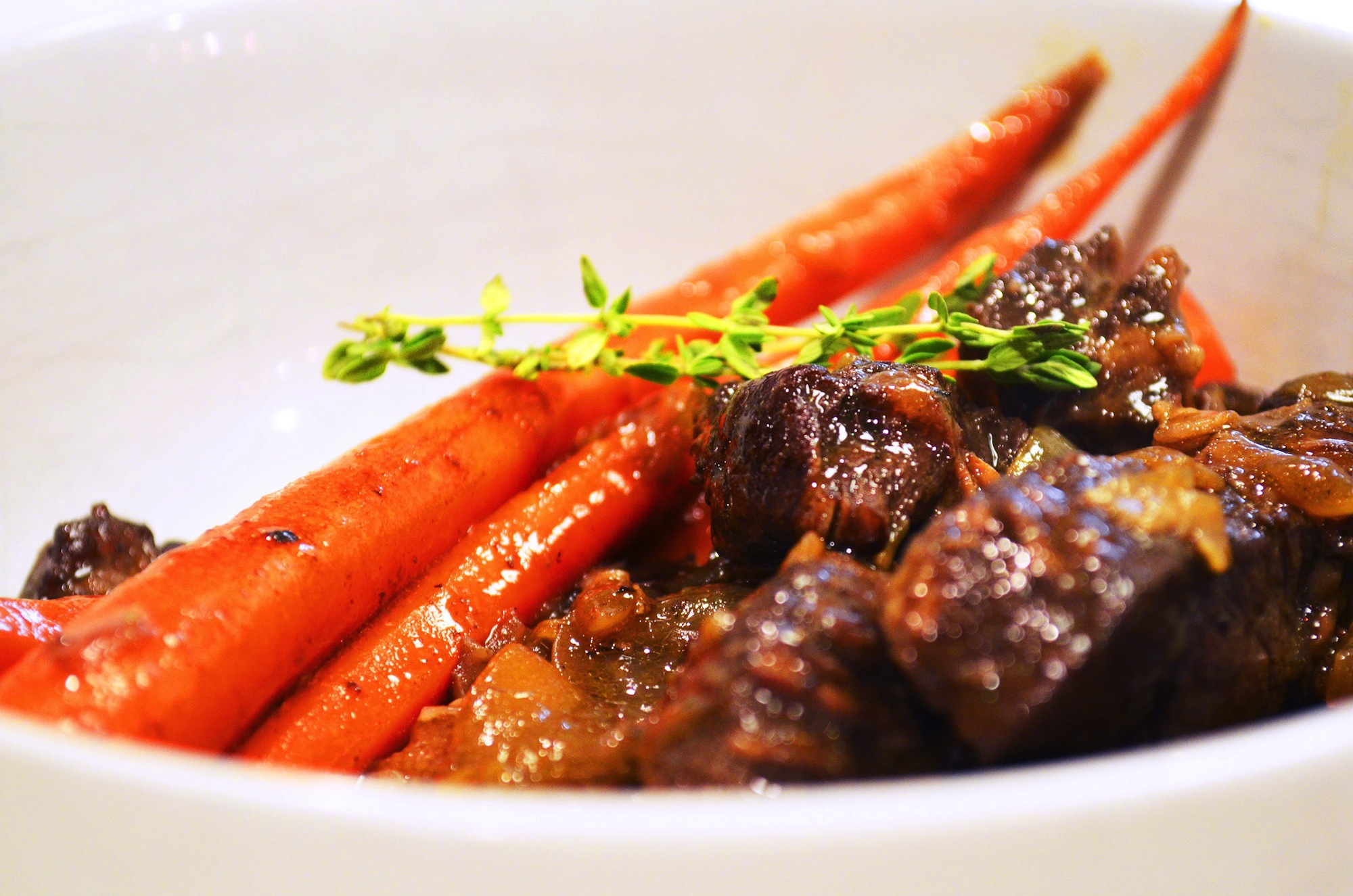 Beef Stew in Red Wine Sauce - The Juice | Club W