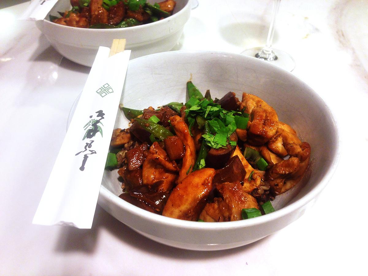 Chinese Chicken Stir Fry - The Juice   Club W
