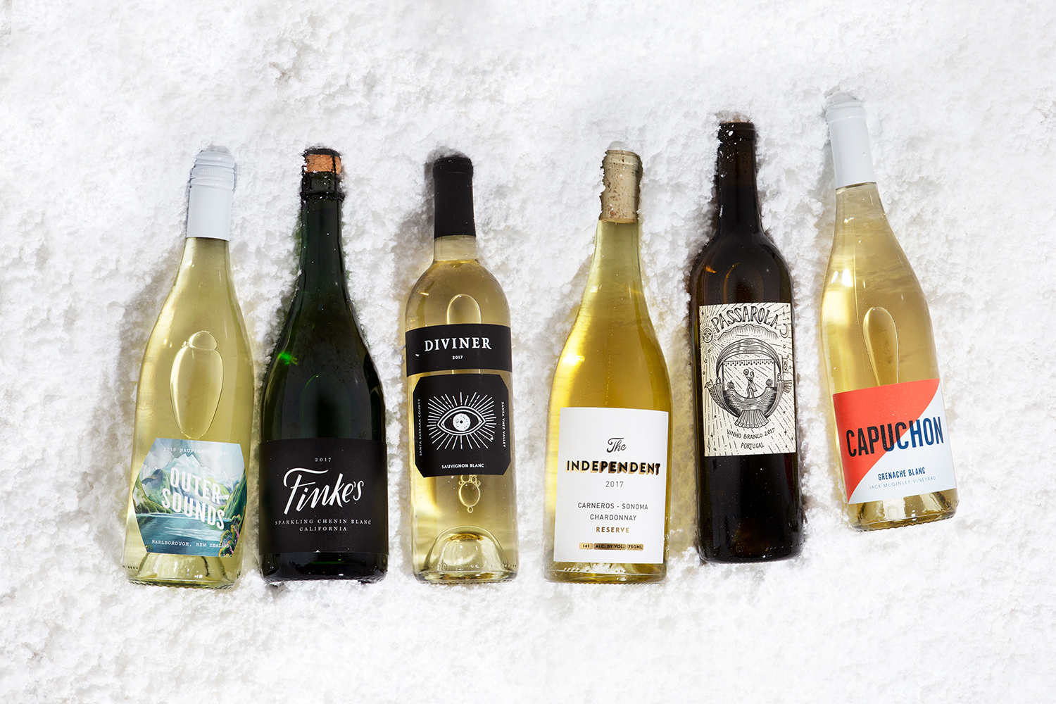6 Crisp Whites You Should Be Drinking All Winter Long