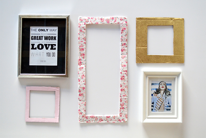 Wine Workshop: How to Make Picture Frames - The Juice | Club W