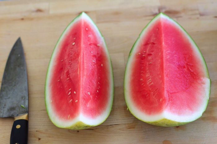 Drunken Watermelon Popsicles - The Juice | Club W