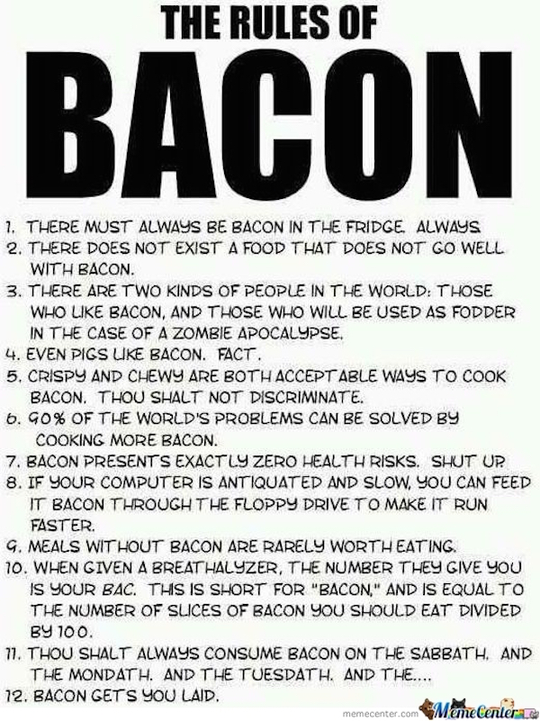 ... Secret: The Two Best Wines to Pair With Bacon! - The Juice | Club W