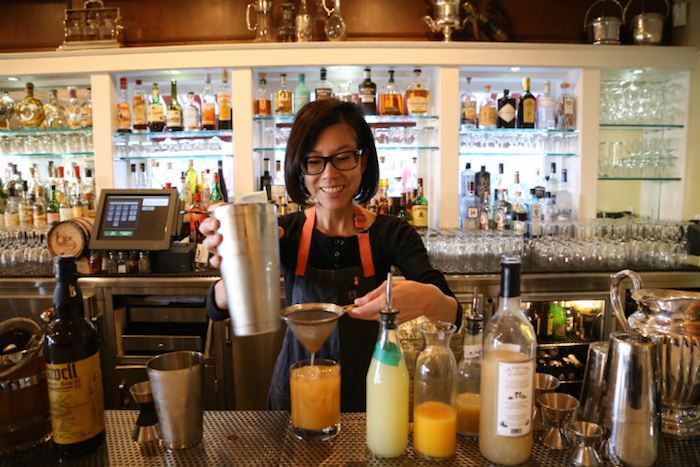 an interview with mixologist cari hah the genius behind our new