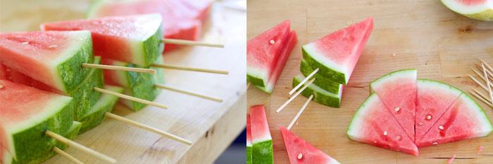DIY: Drunken Watermelon Popsicles - The Juice | Club W
