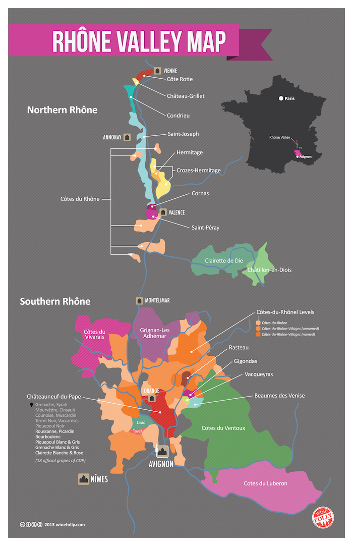 The Rhône Obsession   The Juice | Club W