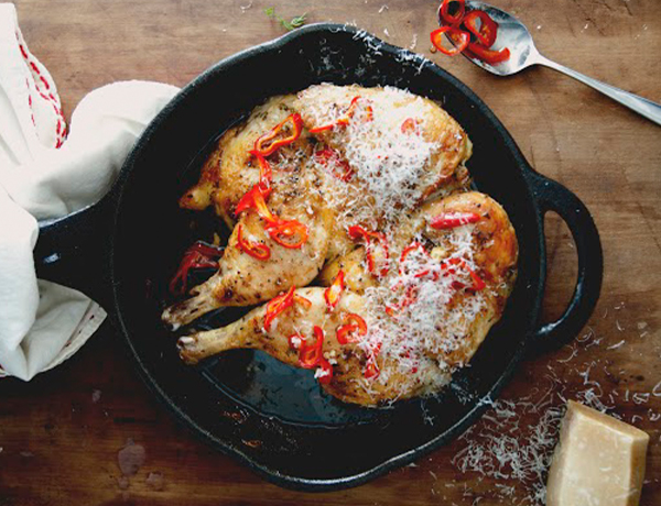 Pollo Al Mattone