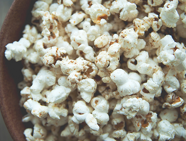 Chipotle Buttered Popcorn