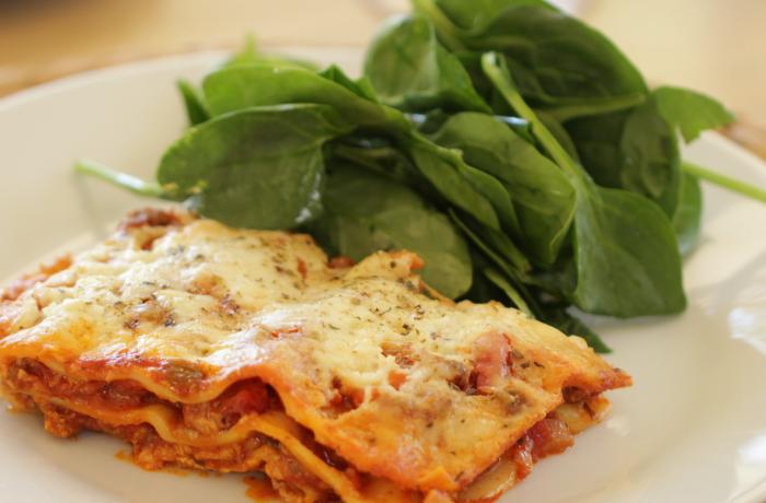 Beth's Lasagna Recipe