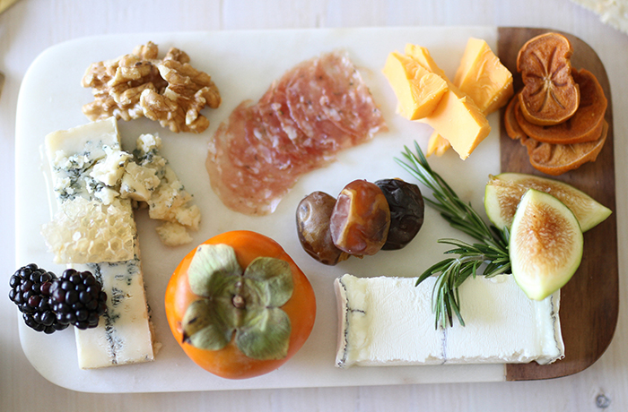 Fall Cheese Board