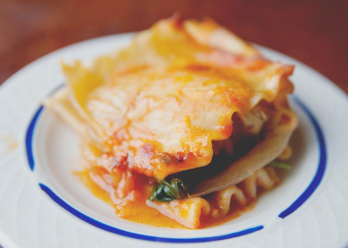 Lasagna Minis