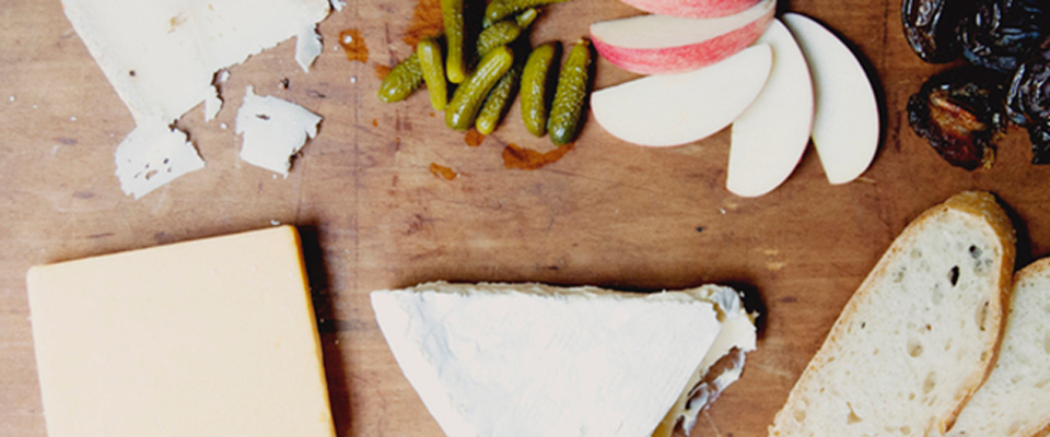 Wine Pairing Recipe: Cheese Platter