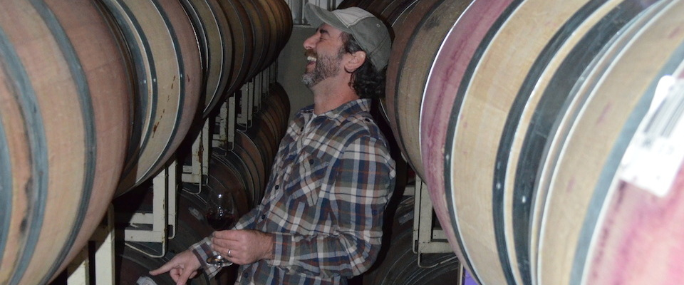The Organic Way: A Winemaker Interview with Chris Condos
