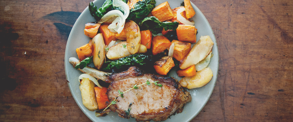 Wine Pairing Recipe: Epic Pork Chop