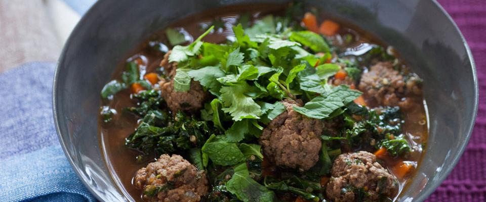 Wine Pairing Recipe: Mexican Albondigas Soup
