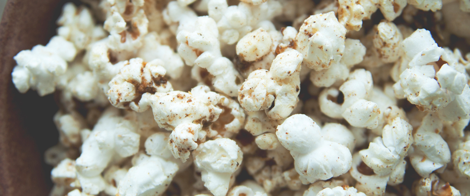 Wine Pairing Recipe: Chipotle Buttered Popcorn