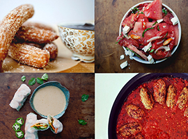 Your Favorite Recipes of 2014
