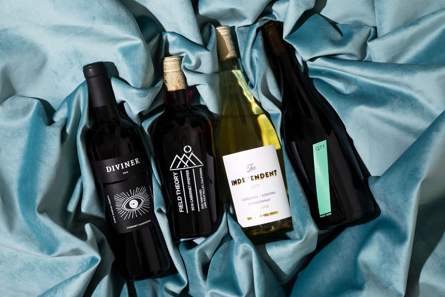 Bougie Wines For Your Boo