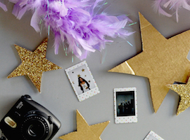 Wine Workshop: How to Make a Photo Booth Wall