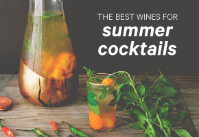 3 Refreshing Wine Cocktails to Kickoff the Summer