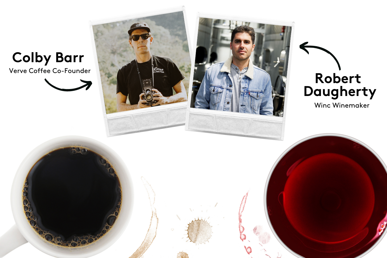 What your coffee tells you about your wine.