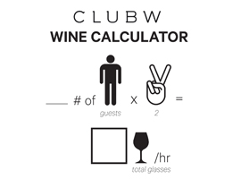 How Much Wine Do You Need? Wine Calculator for Parties