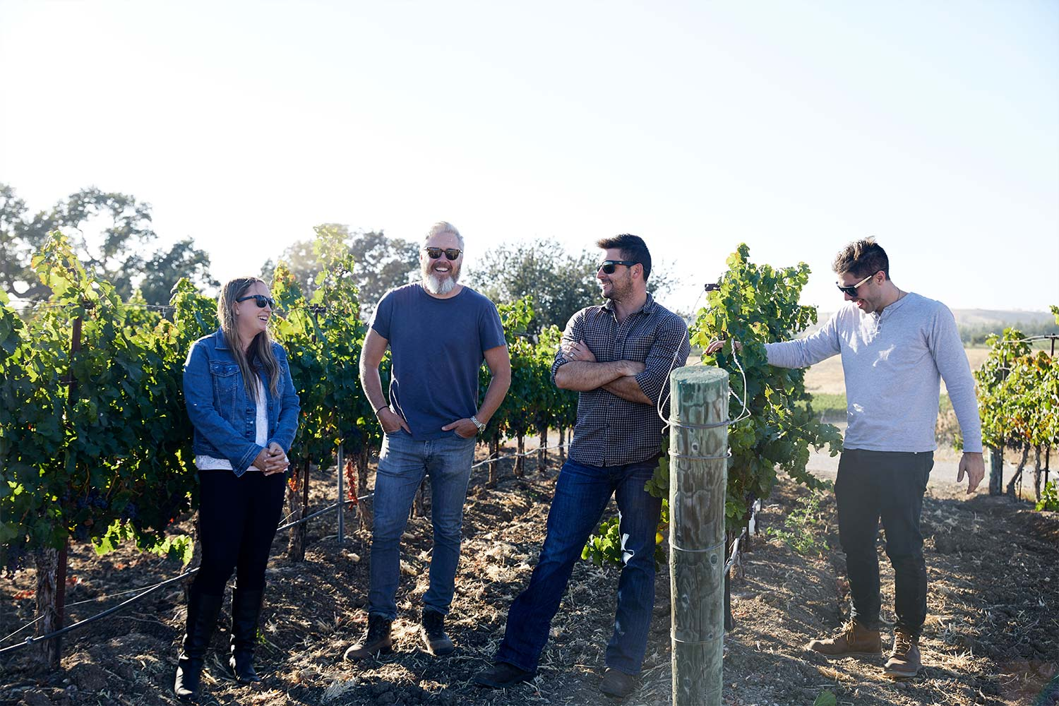 A Note From the Winemakers