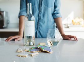 How to Make Wine Icing, Courtesy of Our Friends at CookieCutterKingdom
