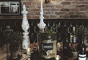 A Perfect Pairing // Club W Does Dinner at The Churchill