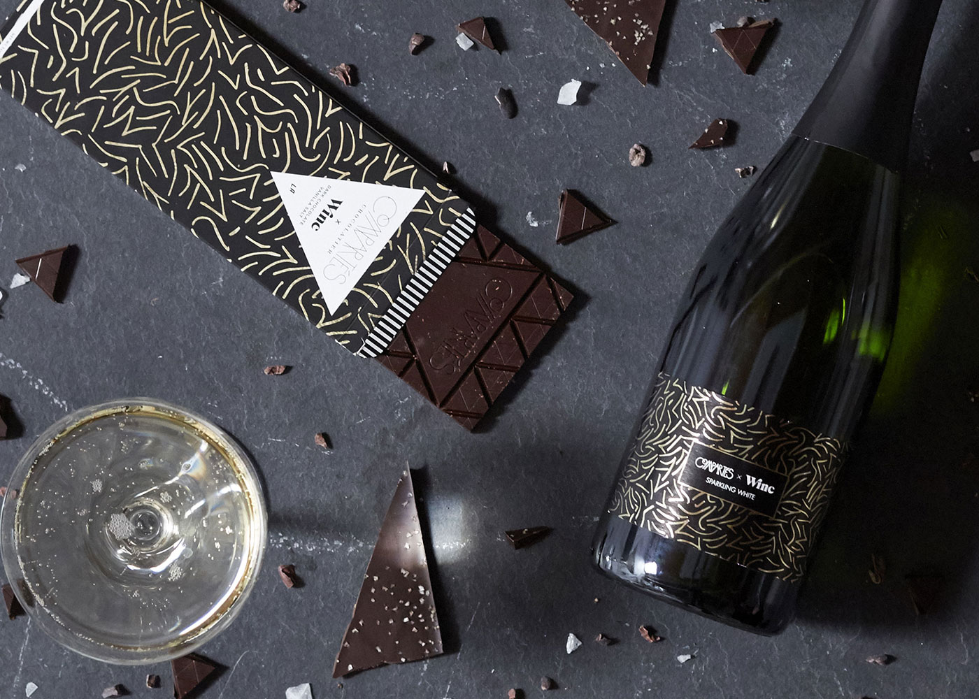 Wine & Chocolate: The Classic Pairing