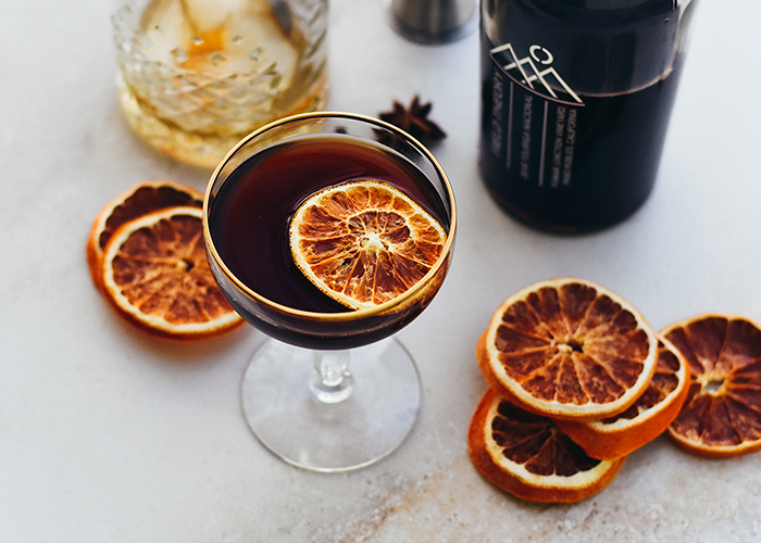 6 Wine Cocktails To Get You Through the Holidays