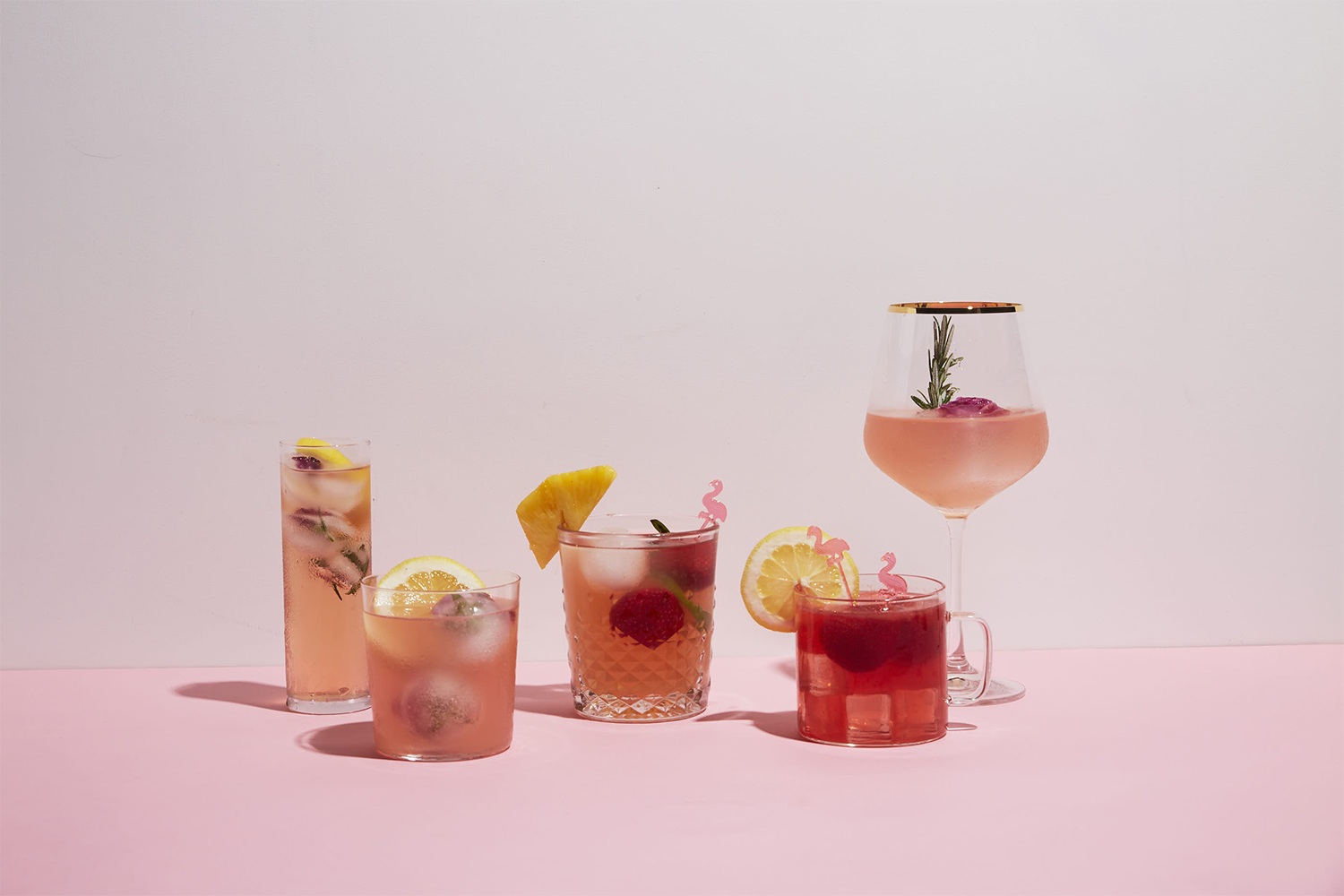 Rosé Cocktails for a Summer State of Mind
