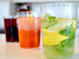 Cocktail Corner: Refreshing Spritzers