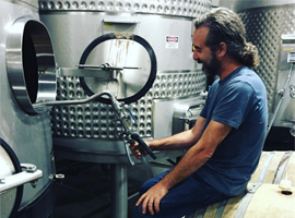 Meet Our Winemaker Partner // Organic Advocate Chris Condos