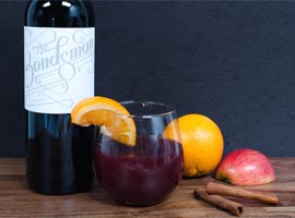 3 Fall Wine Cocktails That Will Totally Make Your Season