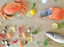 A Go-To Guide for Fish and Wine Pairings