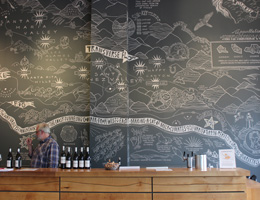 Where To Drink Wine In Santa Barbara's Funk Zone