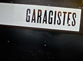 What Is A Garagiste?