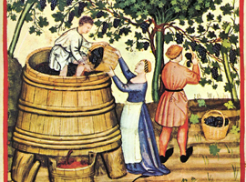 How Wine Saved The World