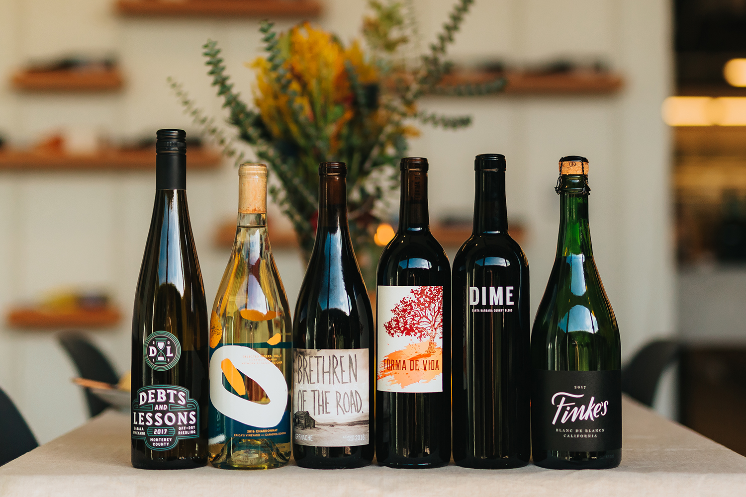 6 Wines to Complete Your Holiday Meal