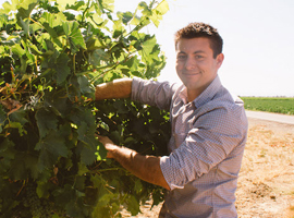 Meet Ryan // Club W's New Director of Winemaking!