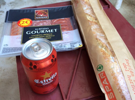 Harvest In Spain: Beer & Chorizo at 10am