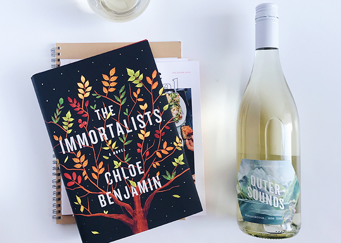 Winc x Penguin Publishing Group Book Club: The Immortalists by Chloe Benjamin