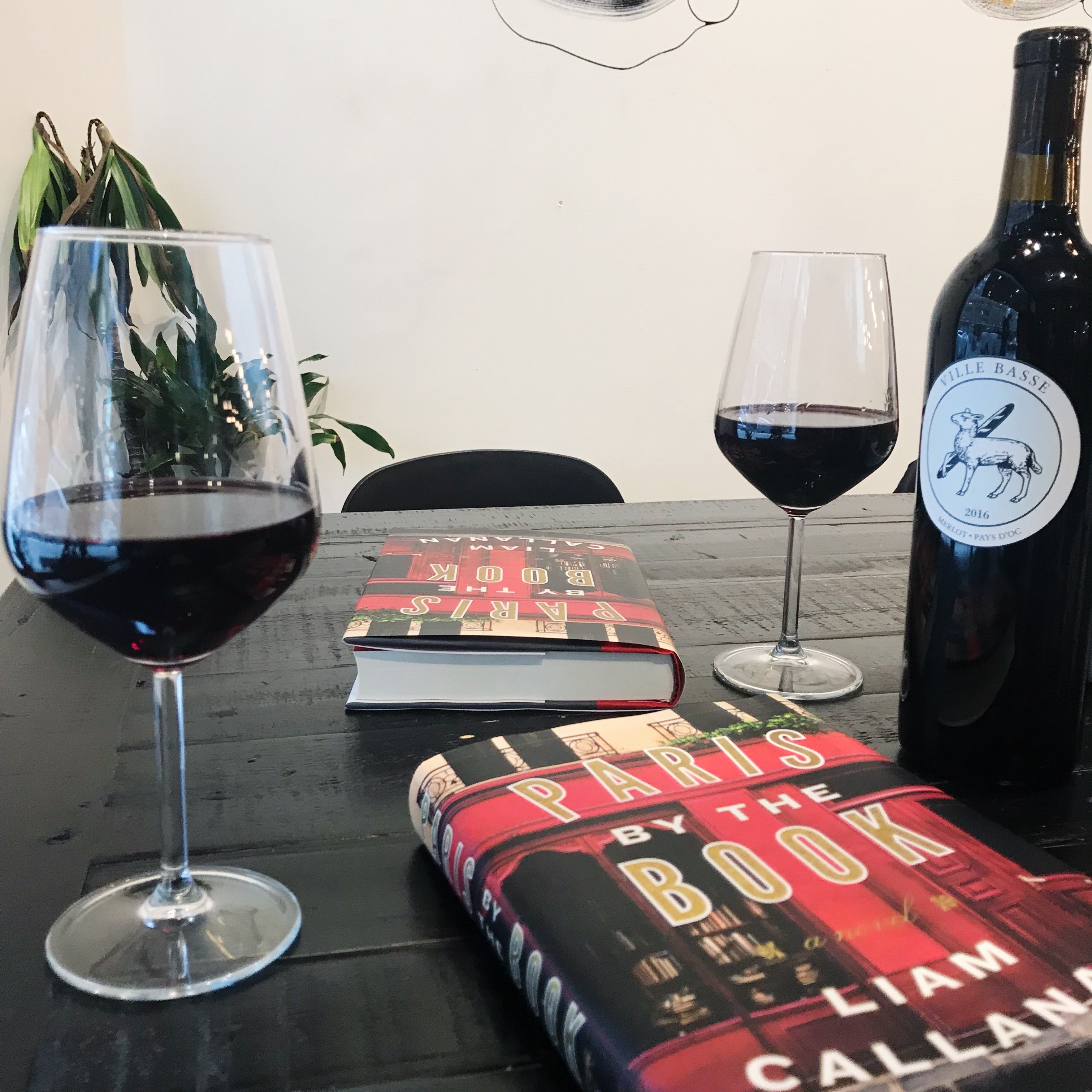 Winc x Penguin Publishing Group Book Club: Paris by the Book by Liam Callanan