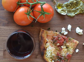 Celebrate National Pizza Month With Our Wine and Pizza Pairings!