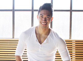 An Interview With Former Model, Now Chef Ronnie Woo