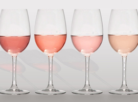 The Many Shades of Rosé - Does Color Matter?