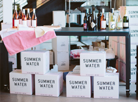 A Recap of Our Summer-Water Themed Brunch with Yes Way Rosé