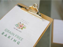 Sweet Laurel x Club W Grain-Free Baking & Biodynamic Wine Workshop