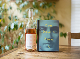 Science Fiction and Rosé? Welcome to Our May Book-and-Wine Pairing